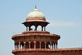 Northern Octagonal Tower - West View - Assembly Hall - Taj Mahal Complex - Agra 2014-05-14 3817.JPG