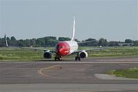 LN-DYA - B738 - Norwegian