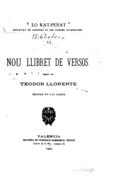 File:Nou llibret de versos escrit per Teodor Llorente (1902).djvu