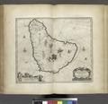 Novissima et Acuratissima Barbados. Descriptio per Johannem Ogiluium Cosmographum Regium NYPL1505041.tiff