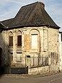 Noyon (60), ancienne église Sainte-Marie-Madeleine, nouveau chœur ajouté au XVIIIe siècle, rue Saint-Antoine 1.jpg