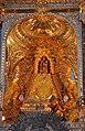 Nuestra Señora de Aguas Santas en su paso durante el recorrido procesional .jpg