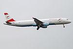 OE-LBE A321 Austrian (14522083747).jpg