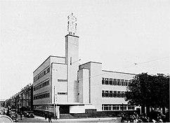 Establecimiento OLVEH, La Haya (1930-1932)