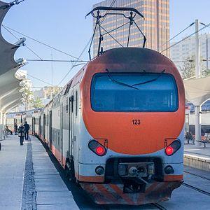 ONCF - ONCF commuter train.