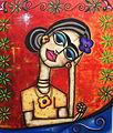 O Reflexo de Frida Kahlo.JPG