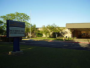 Oak Hill, Austin, Texas - Oak Hill Elementary School