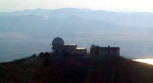 West Mountain (Utah County, Utah) - West Mountain Observatory