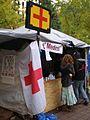 Occupy Portland November 9 medical center.jpg