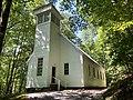 Oconaluftee (Smokemont) Baptist Church, Cherokee, NC.jpg