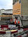 Oerlikon - 'Gleis 9' während der Gebäudeverschiebung 2012-05-23 15-49-24 (P7000).jpg