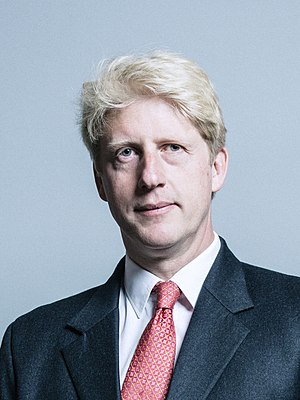 Jo Johnson - Image: Official portrait of Joseph Johnson crop 2