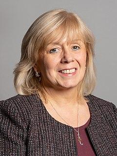 Mary Glindon British politician