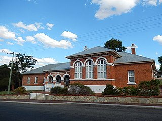 Toodyay Court House