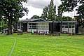Old Finchleians Memorial Ground cricket pavilion clubhouse 01.jpg
