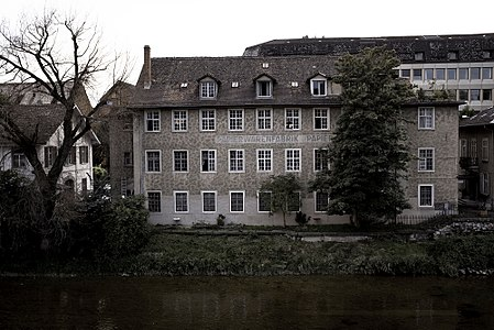 Old Paper Factory in Zurich.