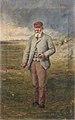 Old Tom Morris on St Andrews Links, by Scottish School of 1900.jpg