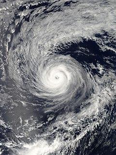 Hurricane Olivia (2018)