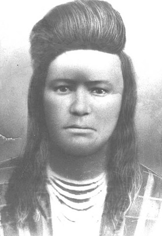 Battle of White Bird Canyon - Joseph's brother Ollokot led most of the Nez Perce warriors in the battle.