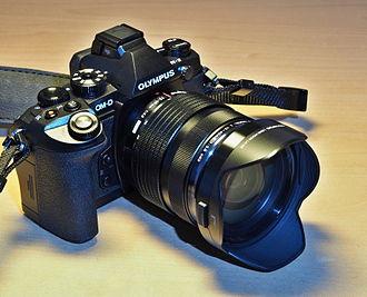 Olympus OM-D E-M1 - Image: Olympus OM D E M1 20131118