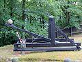 Onager catapult - Felsenburg Neurathen - Bastei (Sachsen) - Germany - 26 June 2011.jpg