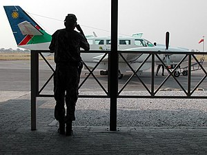 Ondangwa - Ondangwa Airport