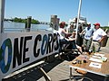 """One Corps' """"Reduce Your Carbon"""" Day of Action - Wilmington NC (471333203).jpg"""