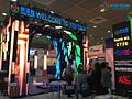 One screen with various creative shapes---Magic stage led display series dislocation installation.jpg