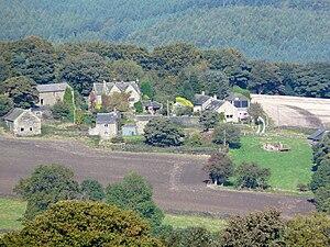 Oughtibridge - The hamlet of Onesacre stands 1 km west of Oughtibridge.