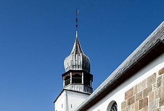 How do you build an onion dome ? Like on St Basil's ...   Onion Dome Church Saskatchewan