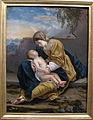 Orazio gentileschi, madonna col bambino dormiente.JPG