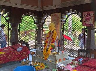 Orchha - Hardaul ki Baithak memorial at Orchha