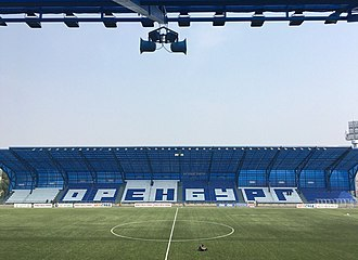 Gazovik Stadium (Orenburg) - Orenburg Stadium