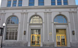 Orleans Building - Image: Orleansbldgbmtbase