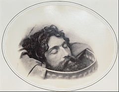 Oscar Gustav Rejlander - Study of the Head of John the Baptist in a Charger - Google Art Project.jpg