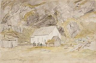 Kappeli Norjassa