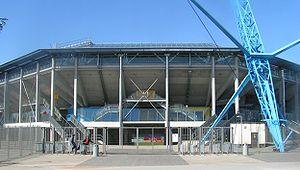 Ostseestadion - Image: Ostseestadion