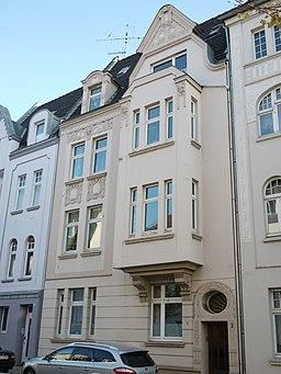 Oststraße in Mülheim an der Ruhr