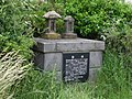 Otohama whale tombstone.jpg