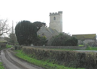 Otterhampton Human settlement in England