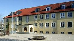 Friedenstraße in Ottobrunn
