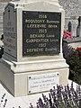 Ouainville (Seine-Mar.) monument aux morts, plaque de noms 1.jpg