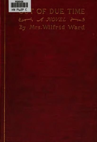 File:Out of due time, Ward, 1906.djvu