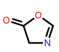 Oxazolone structure.png