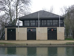 The Wadham Boathouse