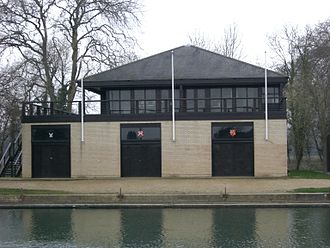 Wadham College Boat Club - The Wadham Boathouse