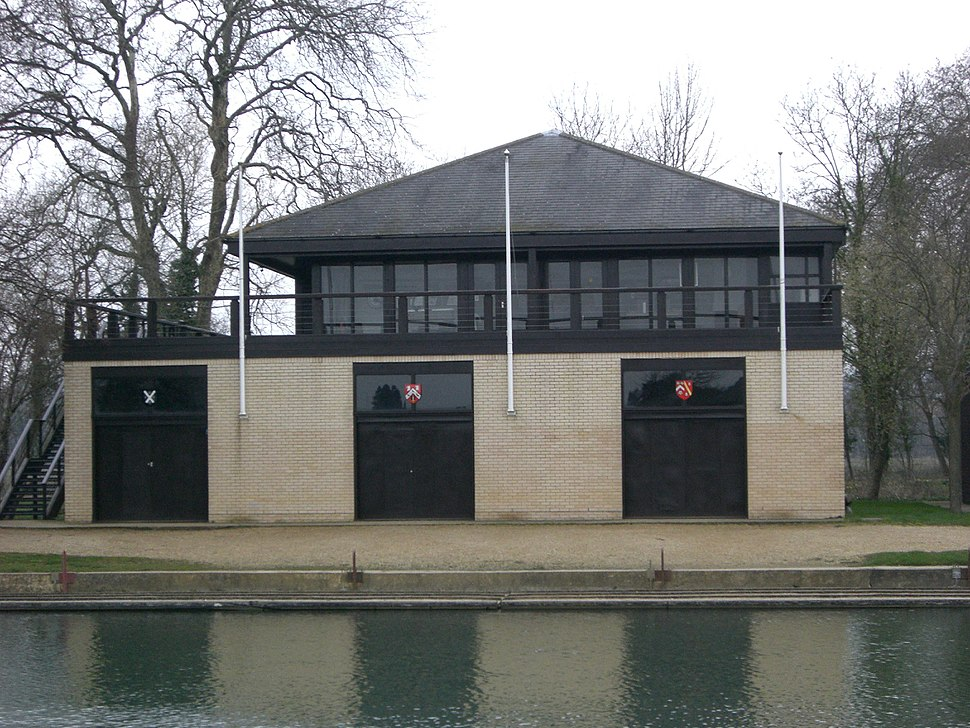 Oxford boathouse 1