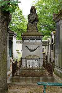 P re lachaise cemetery division 65 wikimedia commons for 50370 la chaise baudouin