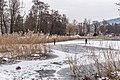 Pörtschach Halbinselpromenade Ost-Bucht Freizeitaktivität Eislaufen 02032018 2667.jpg