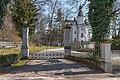 Pörtschach Johannaweg 5 Villa Wörth mit Einfahrtstor 27022020 8371.jpg